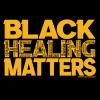 Mindful Maroon Black Healing Matters tshirt